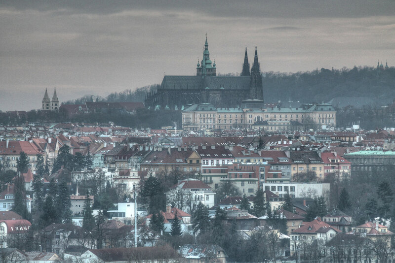 Панорамные виды в Праге