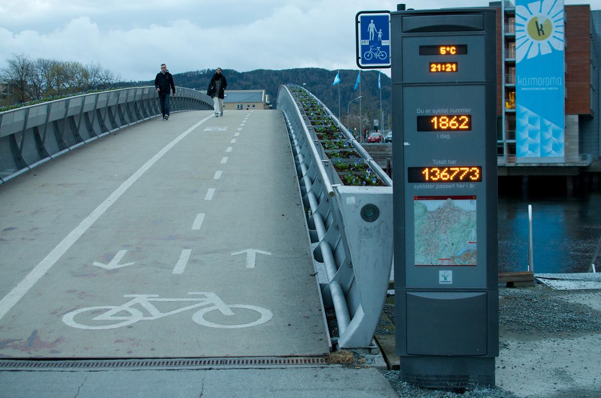 Рай велолюбителя: Рейтинг лучших городов (9 фото)