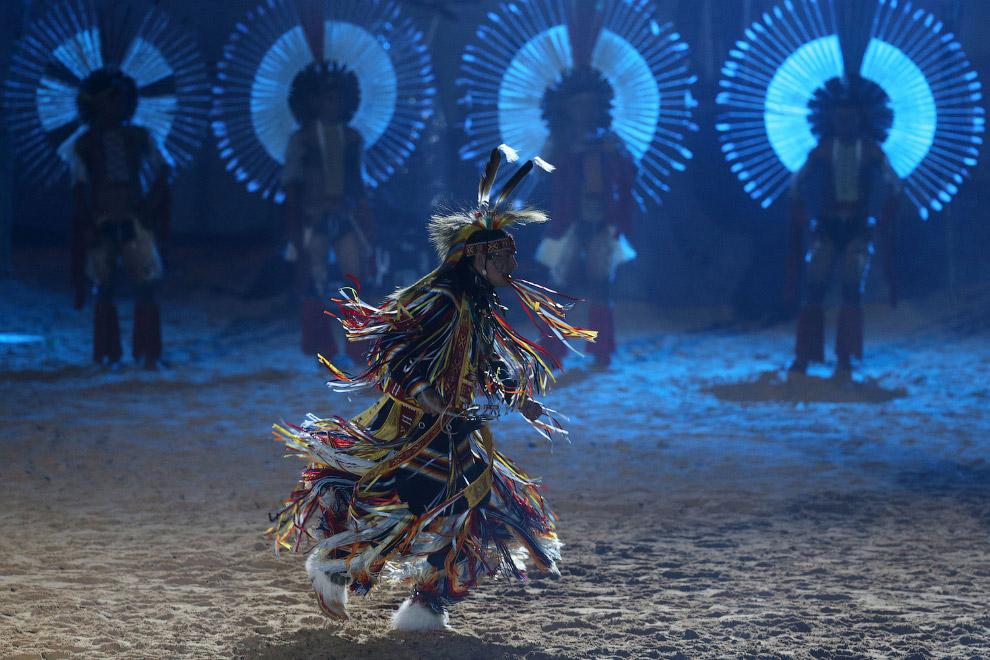 4. Церемония открытия. (Фото Buda Mendes):