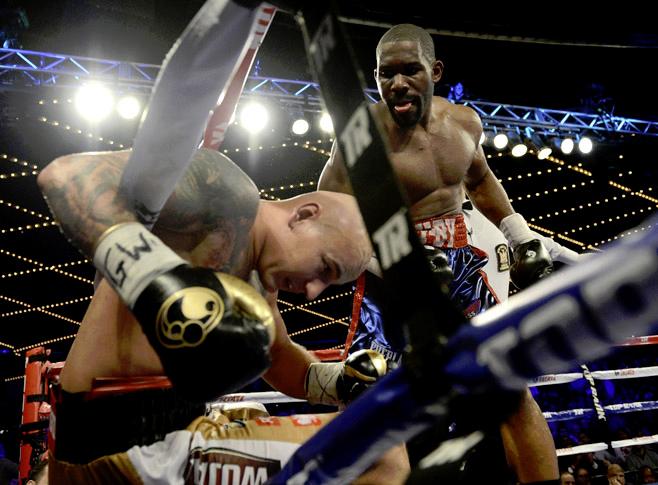 Чемпионский бой: Шпилька против Деонтея Уайлдера