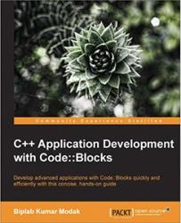 Книга C++ Application Development with Code::Blocks