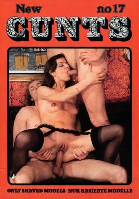 Журнал Журнал NEW CUNTS #17