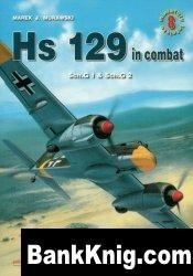 Книга Kagero Miniatury Lotnicze 08 Henschel Hs-129 In Combat pdf  34Мб