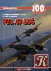 Книга PZL.37 Łoś (Monografie Lotnicze 100)
