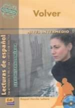Аудиокнига Lectura graduada de español: Volver (Libro & Audio)