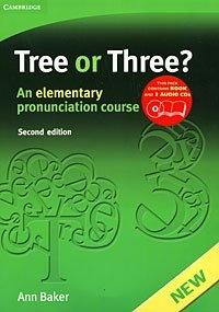 Книга Английский язык. Tree or Three - Курс по произношению начального уровня
