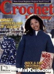 Журнал Crochet Fantasy №146 2001