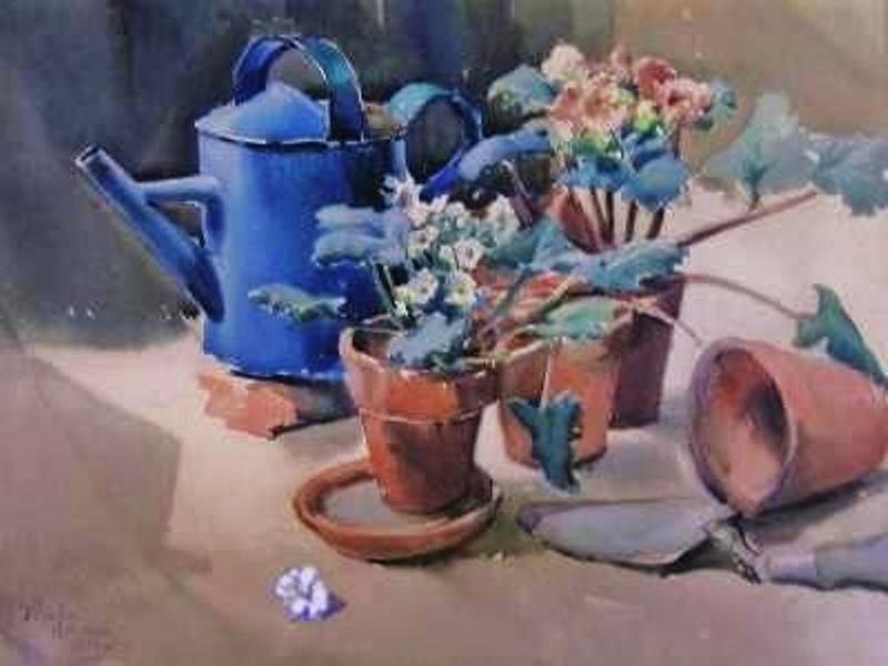 Rhoda Carleton Holmes Nicholls (British-born American artist, 1854-1930) Still Life 1930.jpg