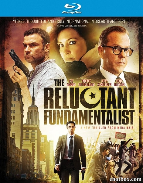Фундаменталист поневоле / The Reluctant Fundamentalist (2012/BDRip/HDRip)