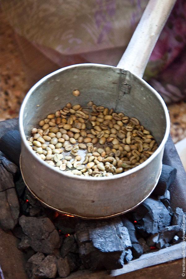 Эритрея. Кухня и проживание.