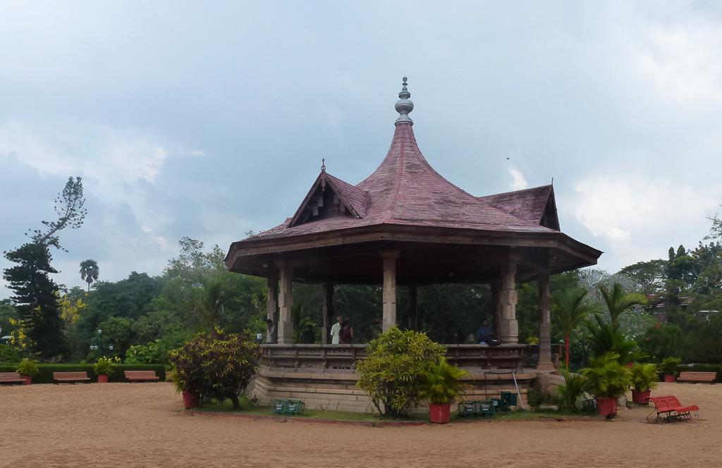 Фотография 15. Поездка на отдых в Индию. Музей Napier Museum в городе Тривандрум