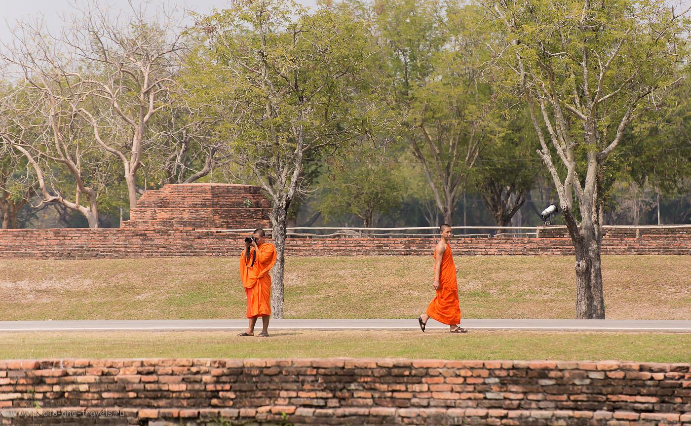 Фото 27. На Canon в Таиланде фотографируют только святые люди...