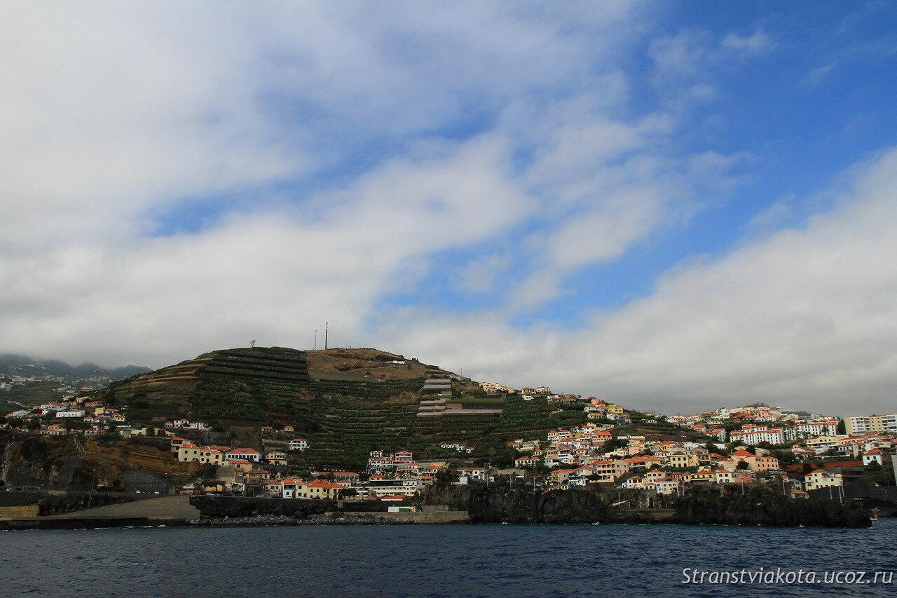 Мадейра, Санта Мария де Коломбо