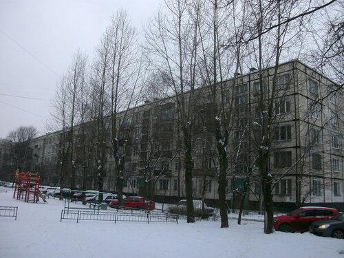 ул. Белы Куна 20к3