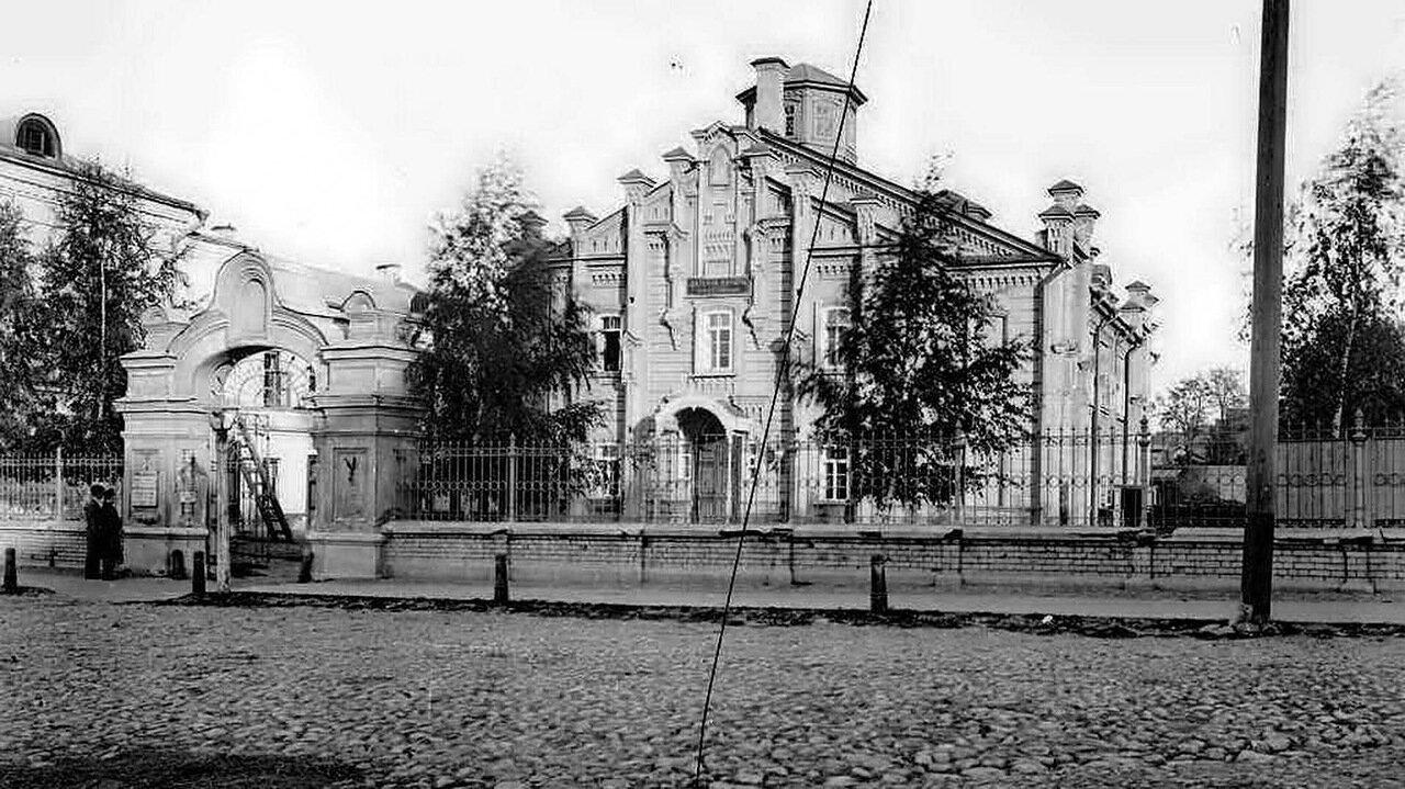 Детский приют Ольги Васильевны Кутайсовой