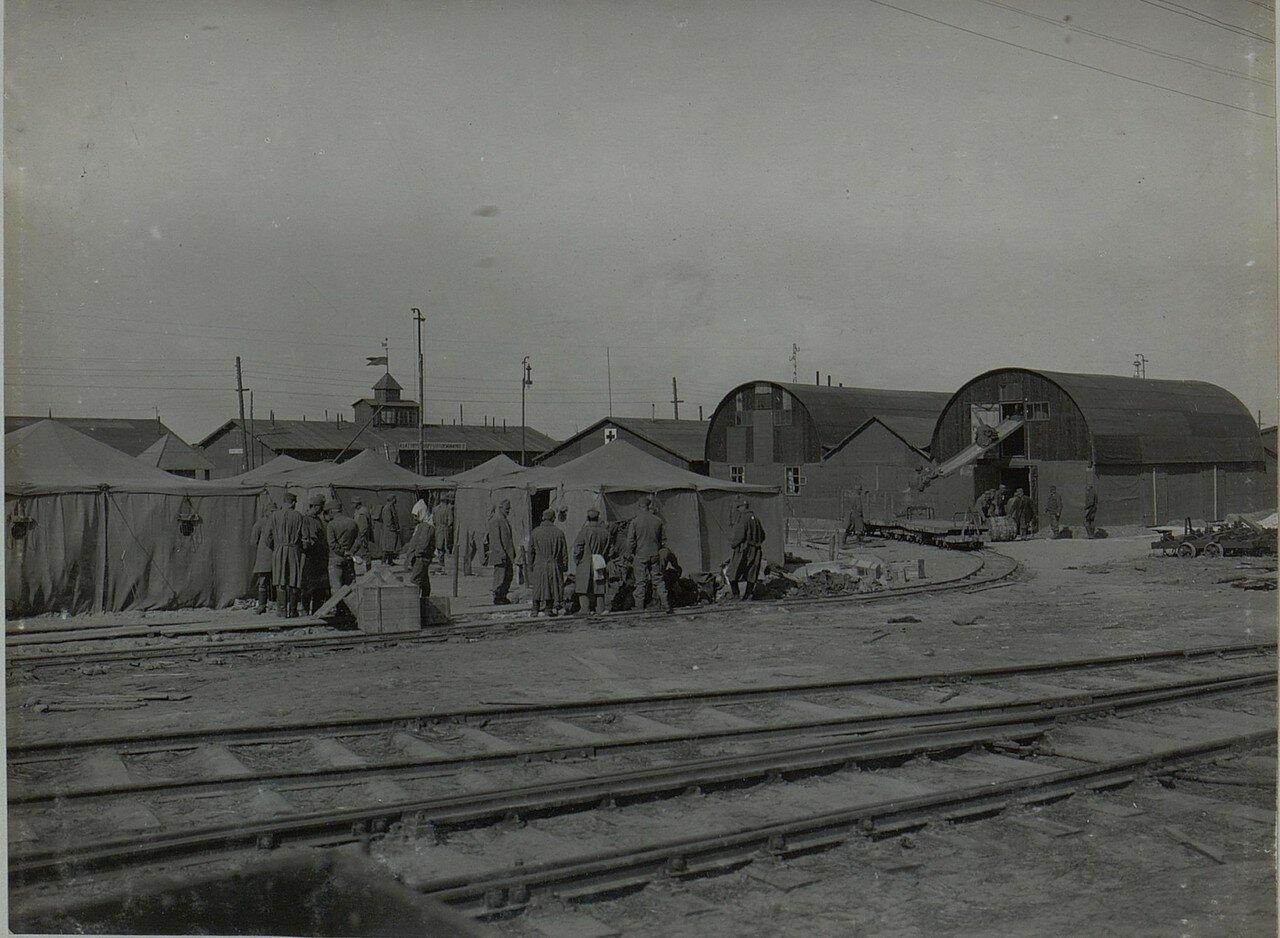 Рудня. Место базирования 25 пехотной дивизии