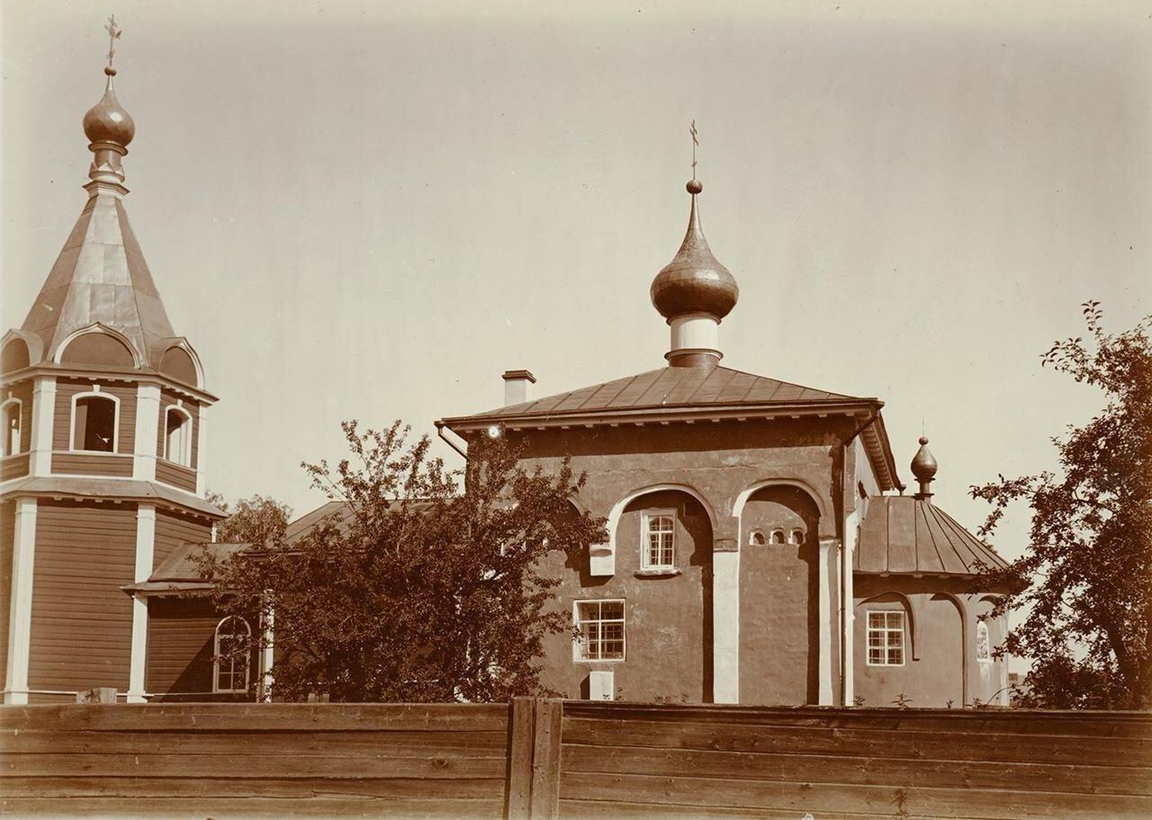 Церковь Св. Мины Мученика. 1901