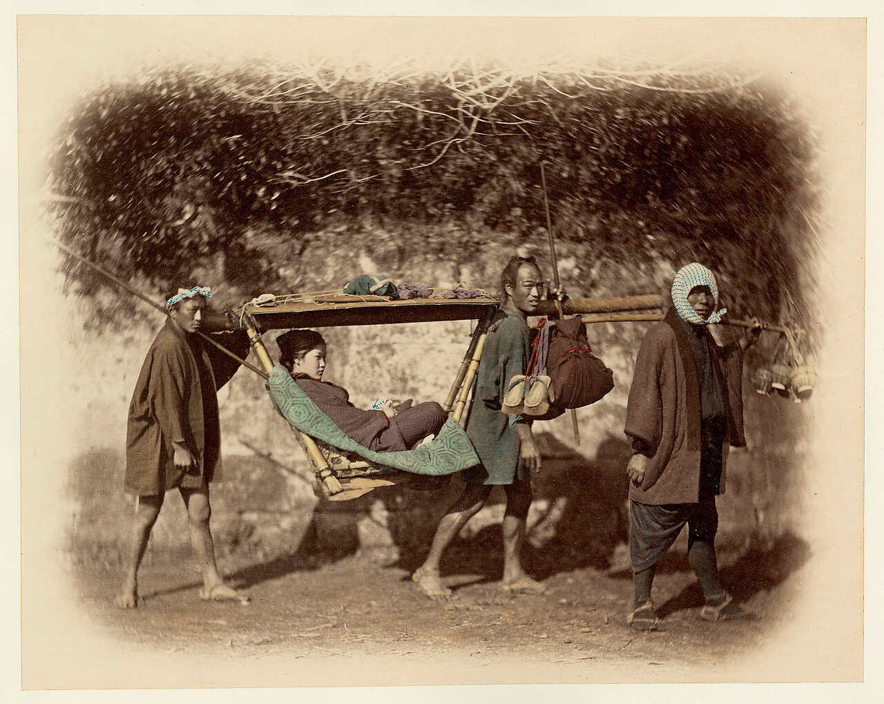 Каго. 1860-е