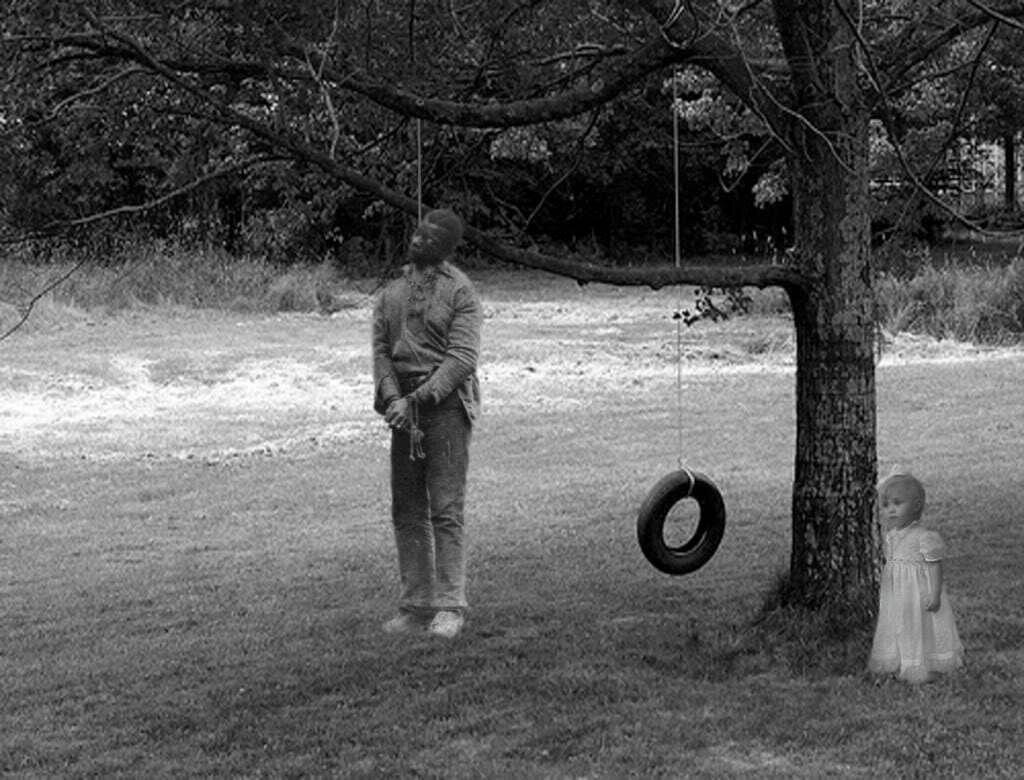 1930-е. Линчевание в Алабаме