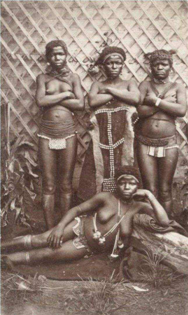 1880. Зулусски