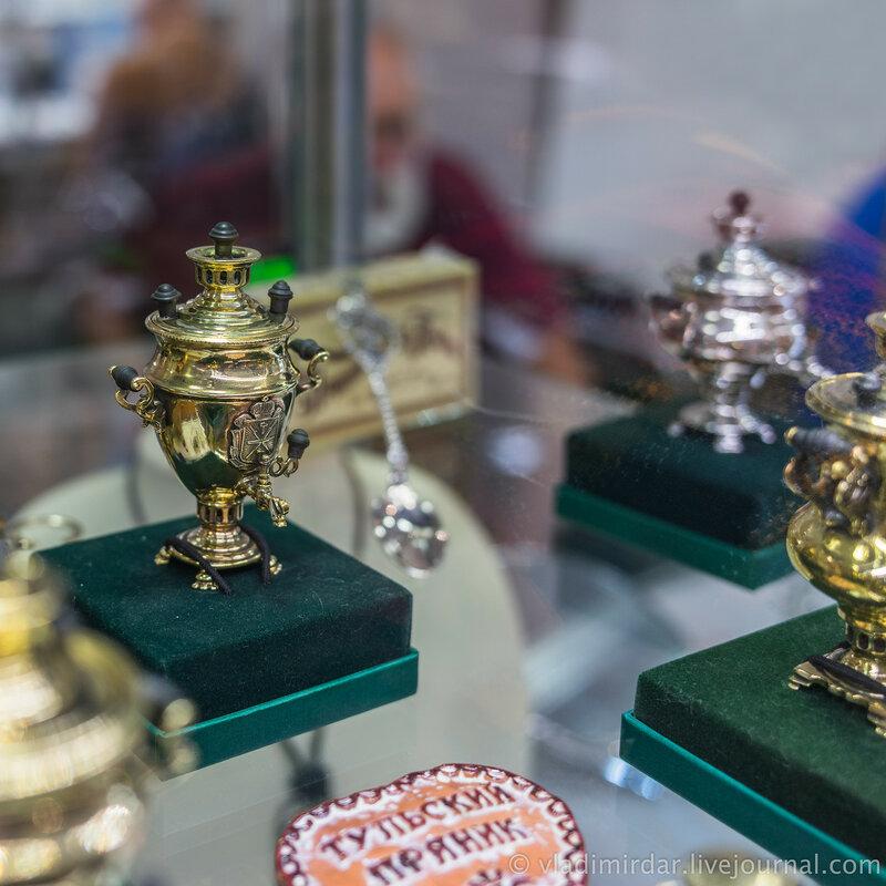 Тульские сувениры