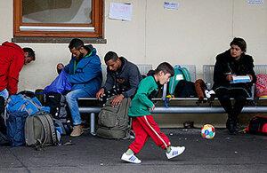 Страны шенгенской зоны усиливают пограничный контроль