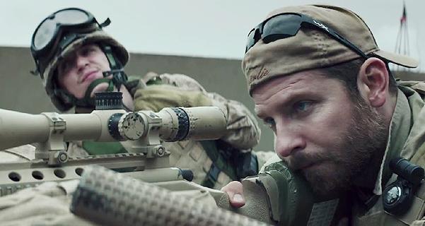 Самым кассовым фильмом прошлого года стал «Американский снайпер»