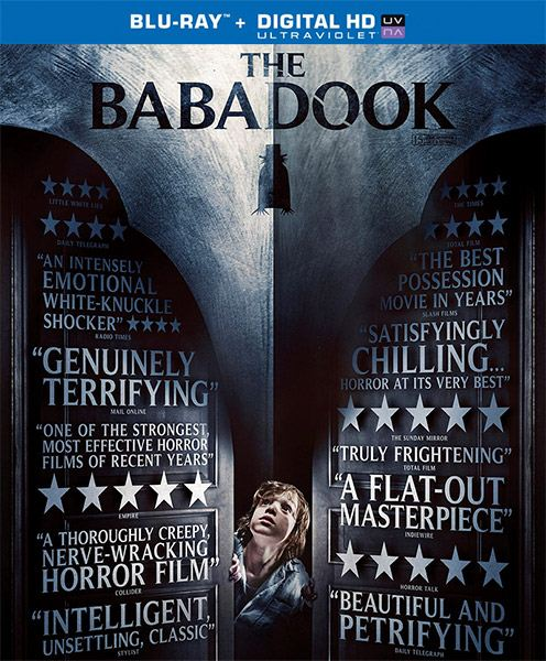 Бабадук / The Babadook (2014) BDRip 1080p/720p + HDRip