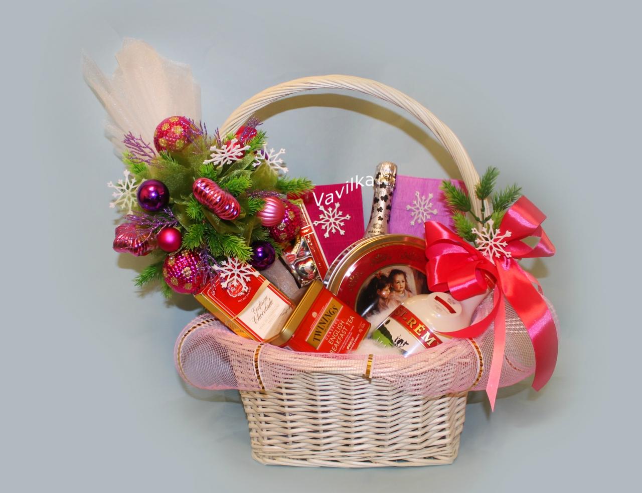 Оформить конфеты в подарок