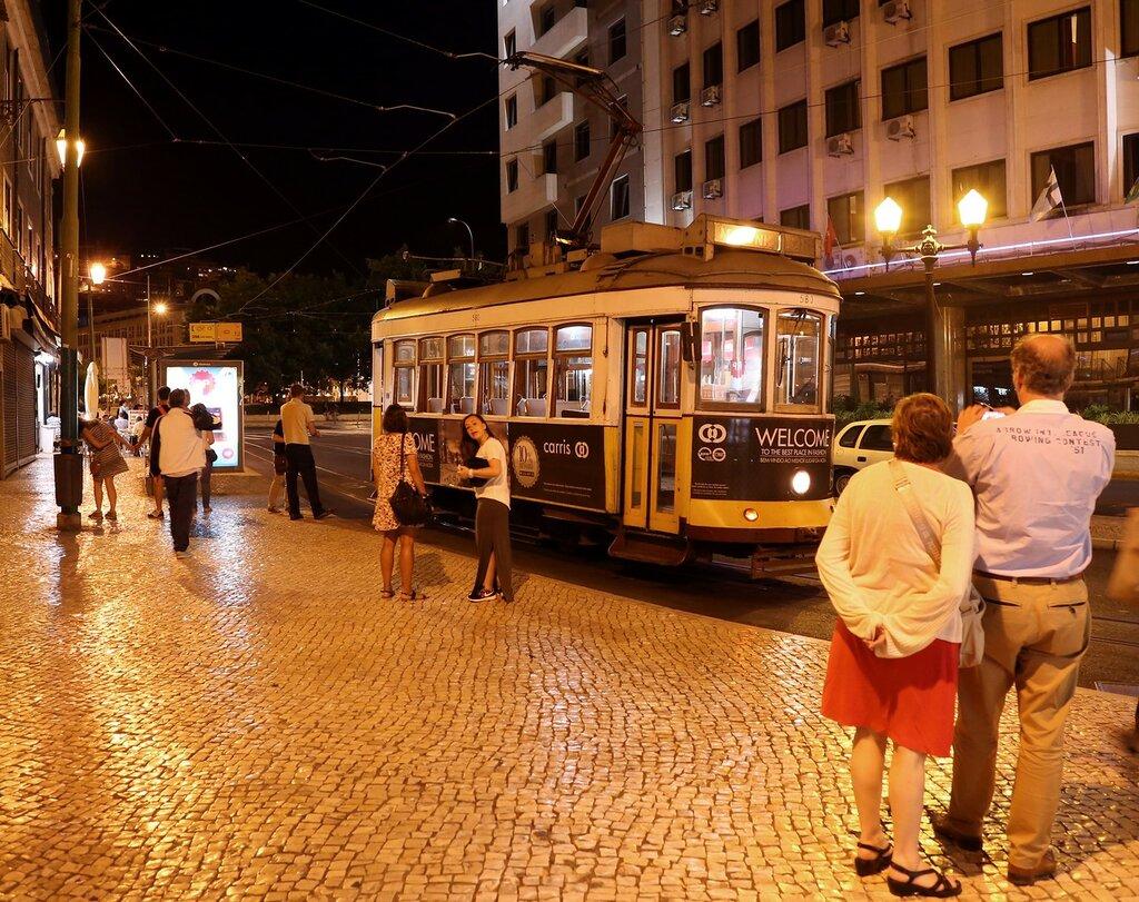 Лиссабон. Трамвай