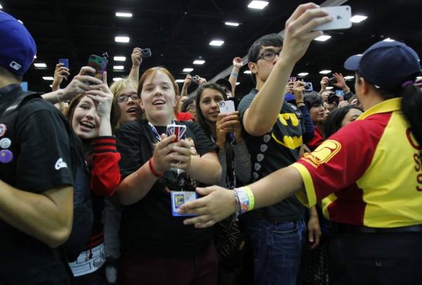 «Сверхъестественное» на Comic Con 2014 в Сан Диего