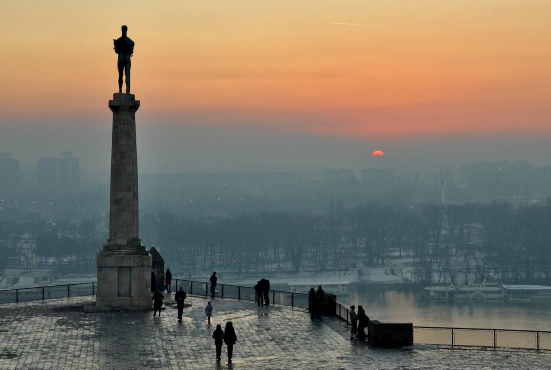 5. Сербия также известна своими летними пешеходными маршрутами и зимними горнолыжными курортами. (Ad