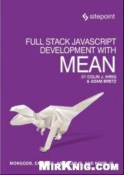 Книга Full Stack JavaScript Development With MEAN