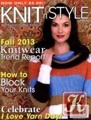 Книга Knit'n Style №187 2013