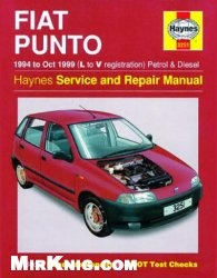 Fiat Punto 1994-1999 Service and Repair Manual