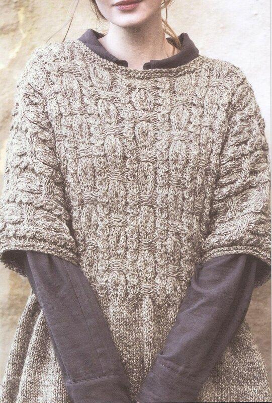 Пуловер Wild Saffron, Rowan Purelife Autumn
