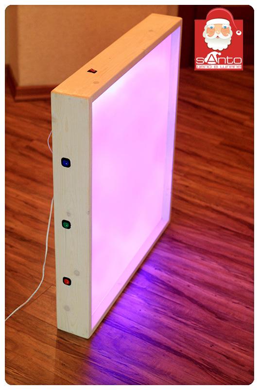 Песочный стол для детей с цветной подсветкой