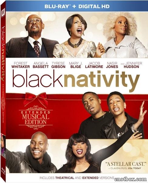 Черное Рождество / Black Nativity (2014/BDRip/HDRip)