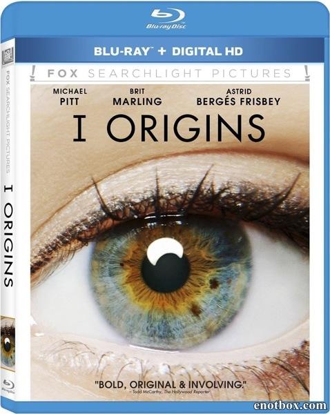 Я - Начало / I Origins (2014/BD-Remux/BDRip/HDRip)