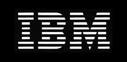 Четвертый, современный, логотип IBM (1972 — наше время)