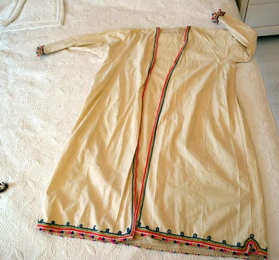 Марийская женская одежда и украшения