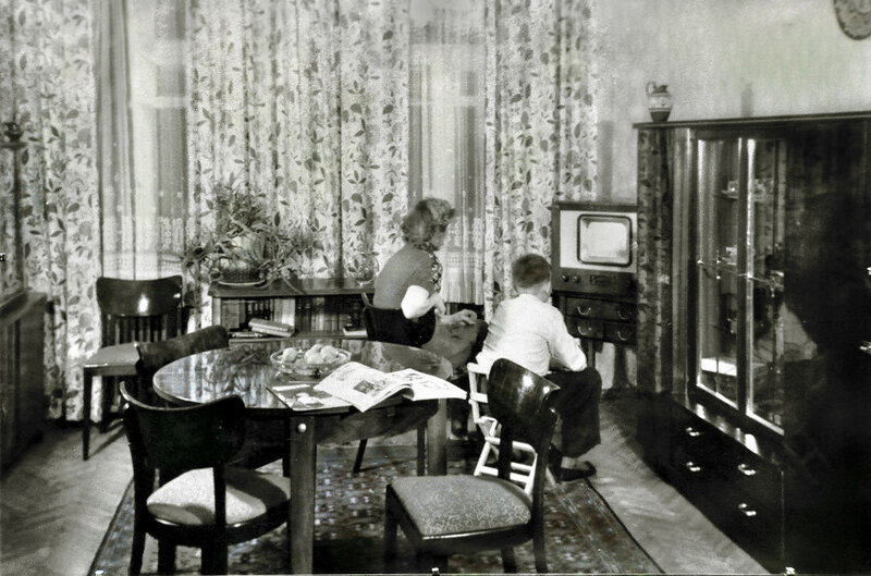 Интерьер советских квартир