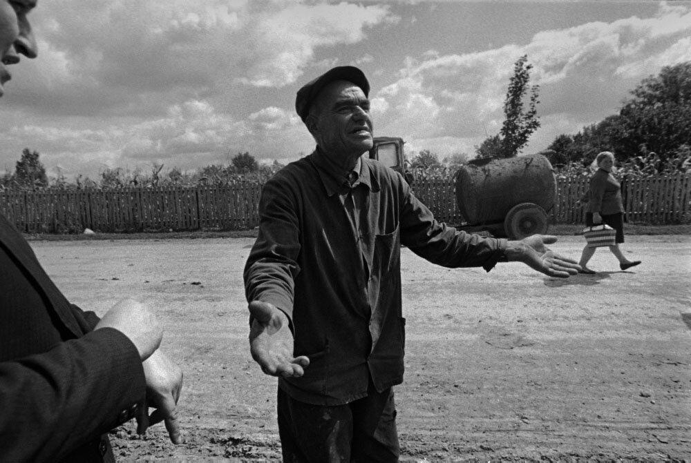 Золотарь с Западной Украины. 1980-е