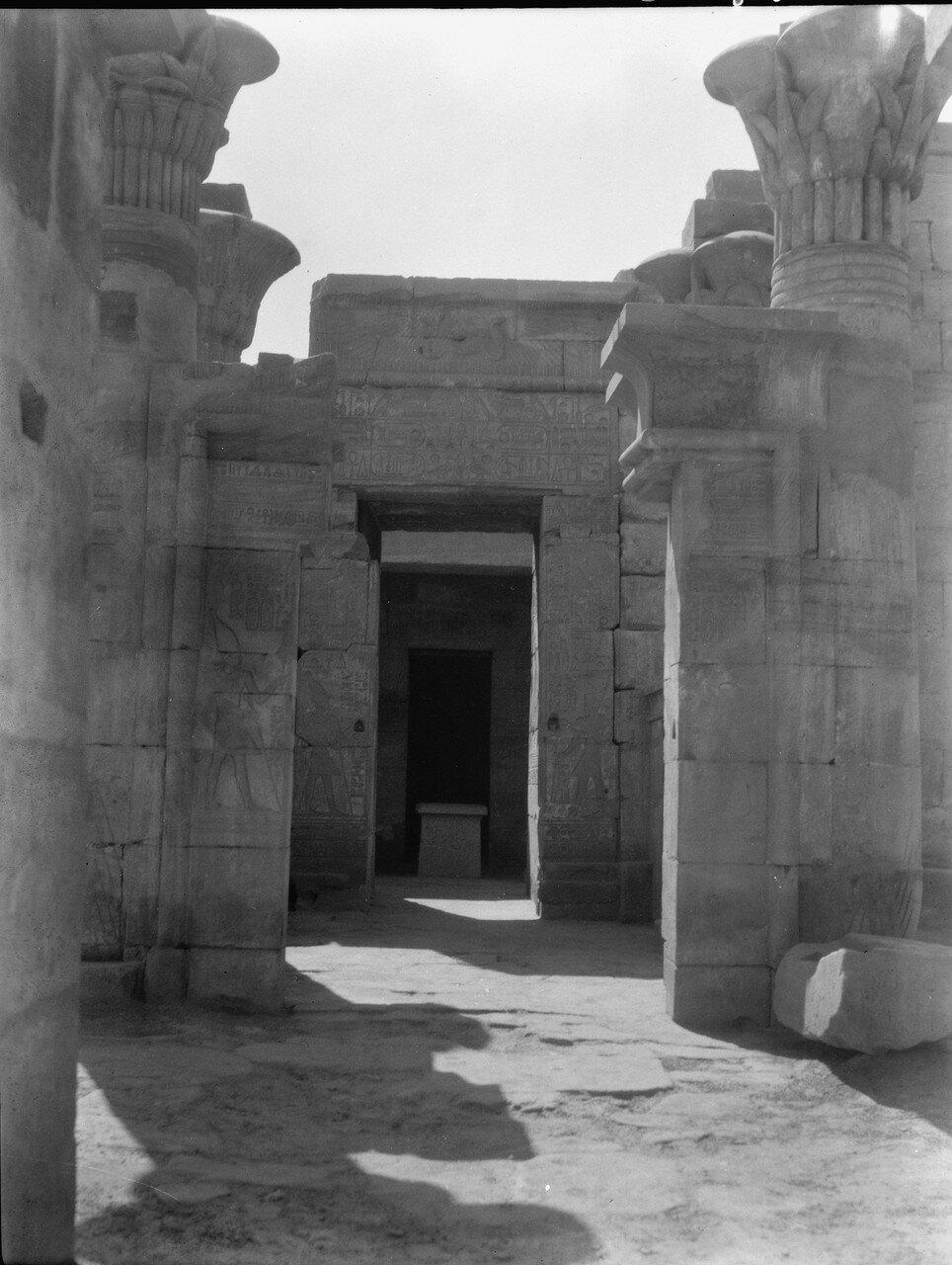 Раскопки Альфреда Моуда. Карнак. 1934