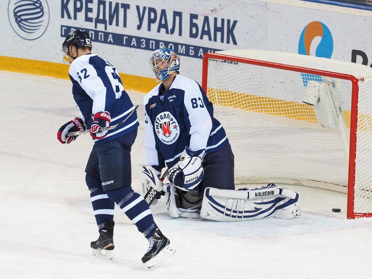 62Металлург - Динамо Москва 28.12.2015