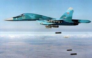 Россия продолжает наносить точечные удары по Сирии