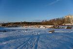 Зима в Первомайском
