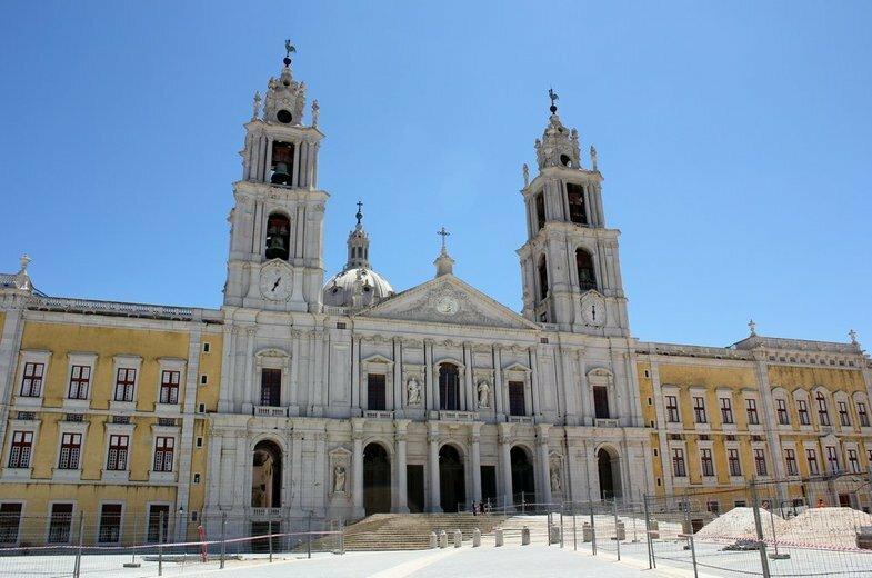 Португалия Мафра и Обидуш
