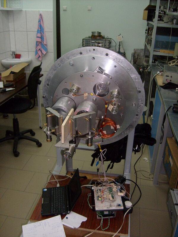 Проверка работы синусного механизма