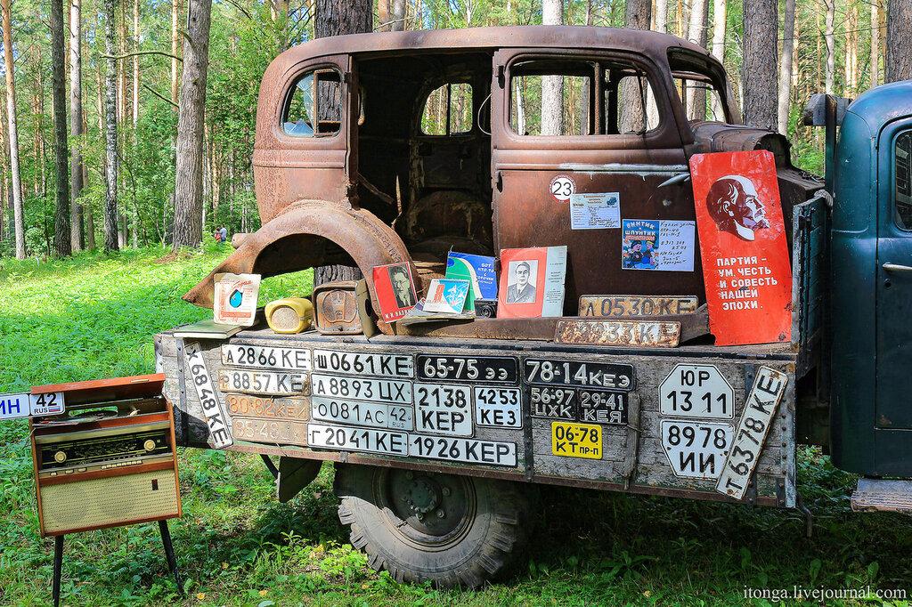 Газ М-1 кузов 1941